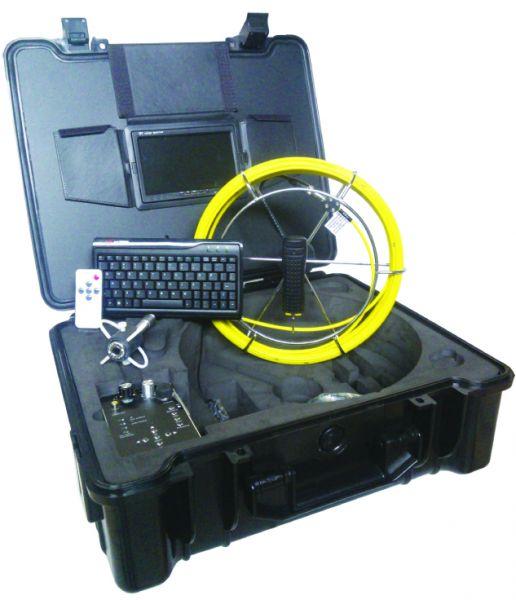 video ispezione videoispezione telecamera da foro ispezione camini allemano tecnix