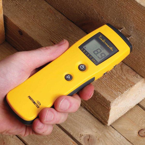 protimeter timbermaster Allemano Instruments Tecnix