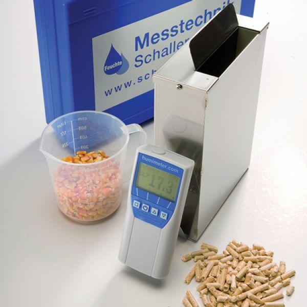 umidita biomassa humimeter allemano instruments tecnix