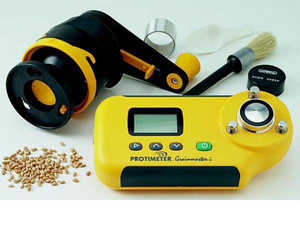 Igrometro Protimeter GRAINMASTER i GRN3000 umidita' del riso e dei cereali