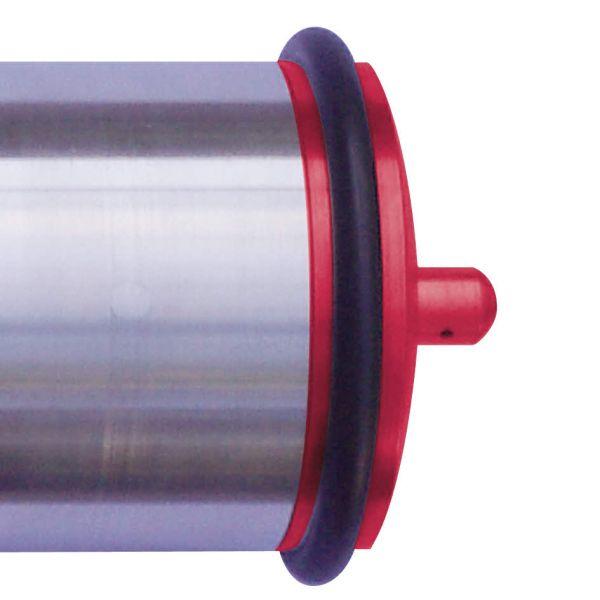 Sclerometro TECNIX DuRo concrete test hammer fabbrica da Allemano Instruments Srl 100% Made in Italy
